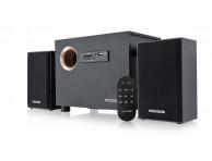 Microlab M105R R.M.S : 10 Watt, USB, SD Card, FM Radio, Remote