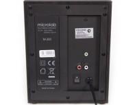 Microlab M300U R.M.S :38Watt, USB, SD Card, FM Radio