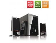 Microlab M700U R.M.S :46Watt, USB, SD Card, FM Radio, Remote