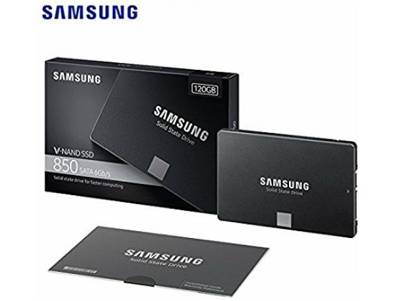 Samsung SSD 850 Evo 120Gb (MZ-7LN120BW)