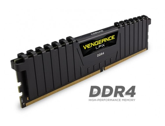 Corsair DDR4 Vengeance LPX 1x8GB CMK8GX4M1A2666C16
