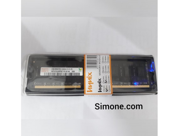 MEMORY 2GB 2RX8 PC3-12800U
