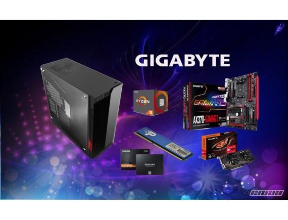 Paket Promo CPU AMD RyzenTM 5 2600 8GB