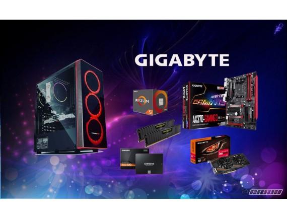 Paket Promo CPU AMD RyzenTM 7 2700 16GB DDR4