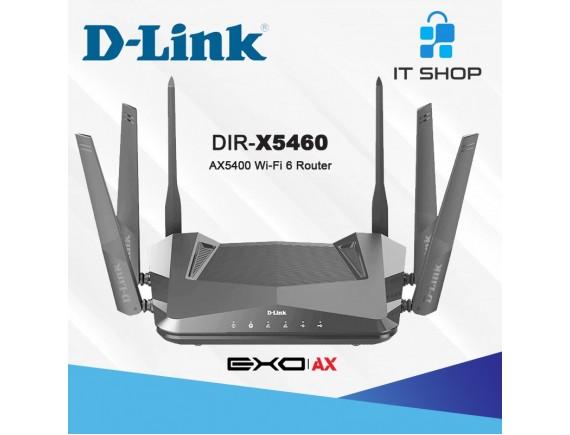 D-Link WiFi Mesh Router AX DIR-X5460