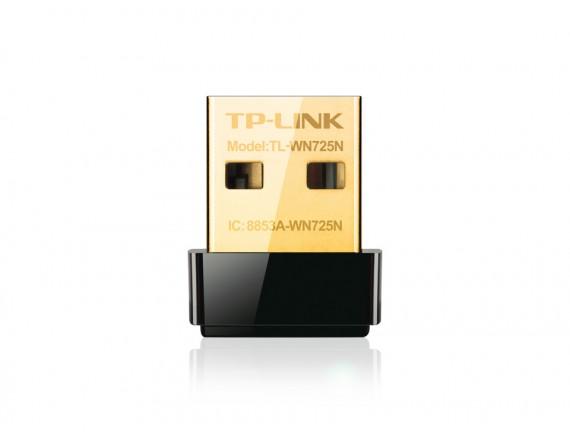Nano USB Wireless Adapter 150 Mbps TL-WN725N