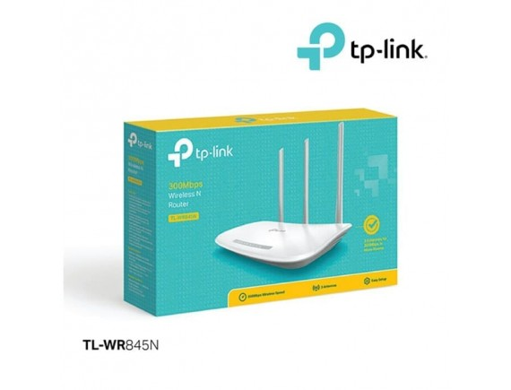 TP-Link TL-WR845N : TP Link WiFi 300Mbps Wireless N Router