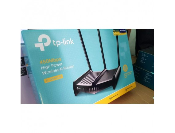 TP-LINK TL WR941HP 450Mbps High Power Wireless N Router WR 941HP 941