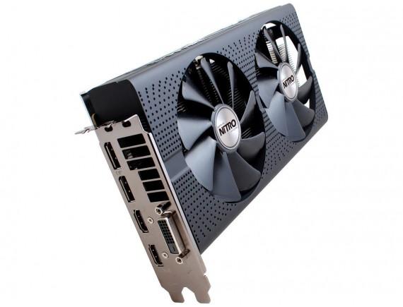 Sapphire Nitro Radeon RX 480 8 GB DDR5 OC