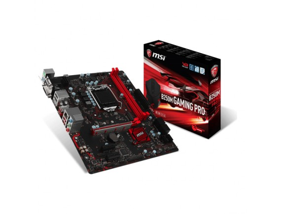 MSI B250M Gaming Pro