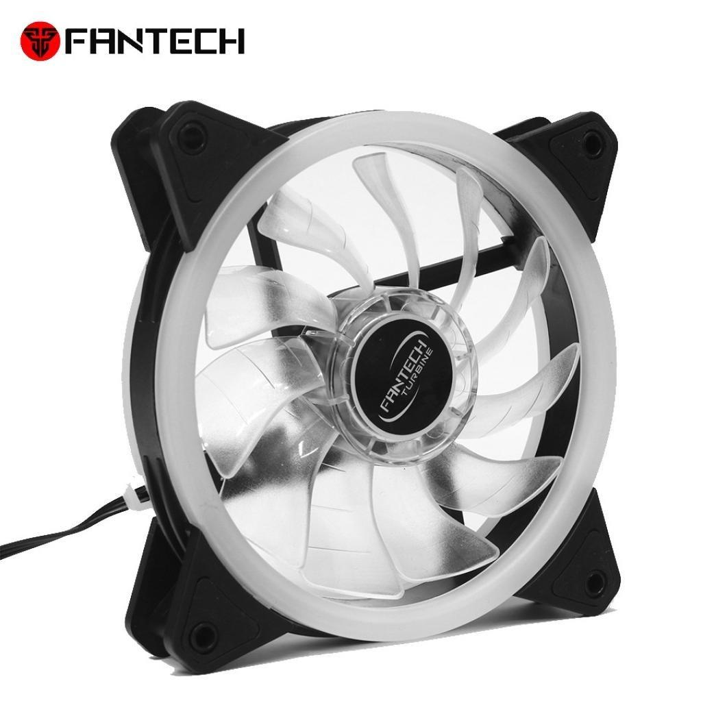 search tag fan casing VGA Box fantech fc 124 led fan casing